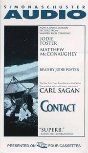 Cover of: Contact (Movie Tie-in) Cassette