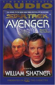 Cover of: STAR TREK: AVENGER CASSETTE
