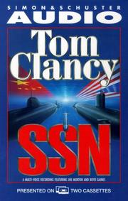 Cover of: Tom Clancy SSN