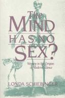 Cover of: The mind has no sex?