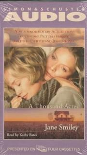 Cover of: A Thousand Acres (Movie Tie-in Reissue) Cassette