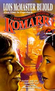 Cover of: Komarr (Miles Vorkosigan Adventures)