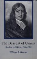 Cover of: The descent of Urania
