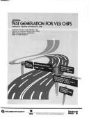 Cover of: Tutorial test generation for VLSI chips |
