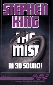 Cover of: The Mist: In 3-D Sound
