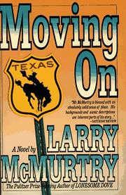 Cover of: Moving on: a novel
