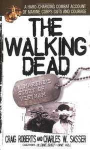 Cover of: The walking dead | Craig Roberts