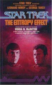 Cover of: The Entropy Effect