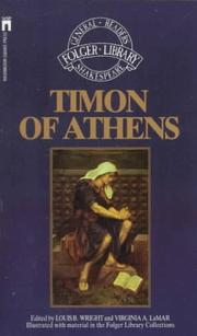Cover of: Timon of Athens | William Shakespeare