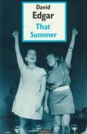 Cover of: That summer