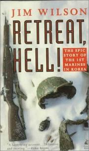 Cover of: Retreat, Hell!