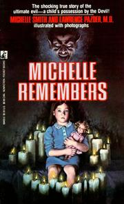 Cover of: Michelle remembers