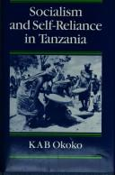 Cover of: Socialismand self-reliance in Tanzania