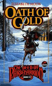 Cover of: Oath of gold