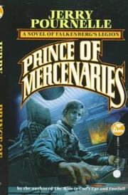 Cover of: Prince of mercenaries | Jerry Pournelle