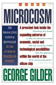 Cover of: Microcosm | George Gilder
