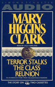 Cover of: Terror Stalks the Class Reunion