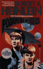 Cover of: Podkayne of Mars