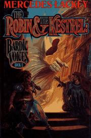 Cover of: The robin & the kestrel