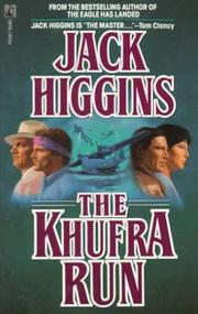 Cover of: The Khufra run