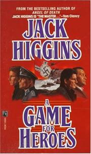 Cover of: Game for Heroes | Higgins