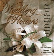 Cover of: Wedding flowers