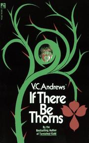 Cover of: If There Be Thorns (Dollanger Saga) | V. C. Andrews