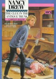 Cover of: The Clue in the Antique Trunk