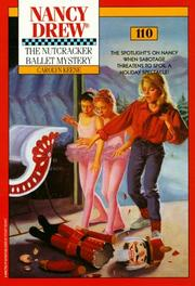 Cover of: Nutcracker Ballet Mystery