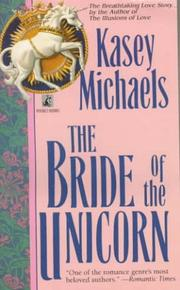 Cover of: The bride of the unicorn