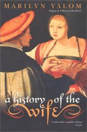 Cover of: A History of the Wife