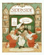 Cover of: Side by Side: Poems to Read Together