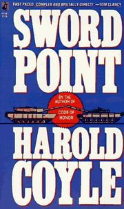 Cover of: Sword Point [Paperback]  by Coyle, Harold