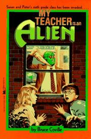 Cover of: My Teacher Is an Alien