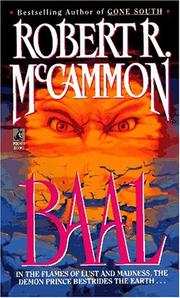 Cover of: Baal