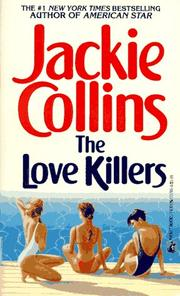 Cover of: Love Killers | Jackie Collins
