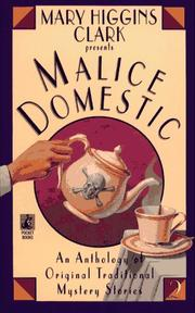 Cover of: MALICE DOMESTIC 2 (Malice Domestic