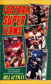 Cover of: Football Super Teams