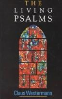 Cover of: The living Psalms