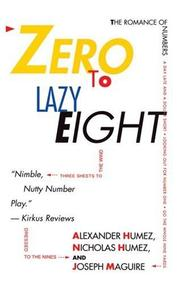 Cover of: Zero to Lazy Eight | Alexander Humez