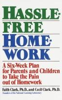 Cover of: Hassle-free homework