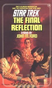 Cover of: The Final Reflection | John M. Ford