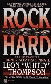 Cover of: Rock Hard | Leon Thompson