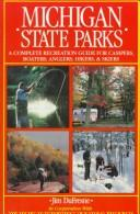 Cover of: Michigan state parks