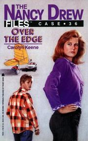 Cover of: OVER THE EDGE (NANCY DREW FILES 36)