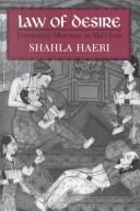 Cover of: Law of desire | Shahla Haeri