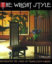 Cover of: The Wright Style