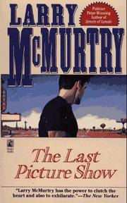 Cover of: The last picture show