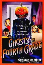 Cover of: Ghosts In The Fourth Grade