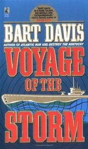 Cover of: Voyage of the Storm